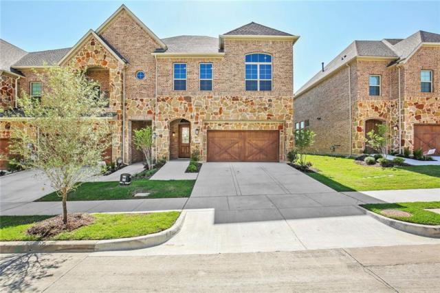 2853 Creekway, Carrollton, TX 75010 (MLS #13859555) :: Team Tiller