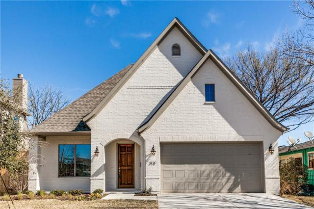 310 S Glasgow Drive, Dallas, TX 75214 (MLS #13859559) :: The Chad Smith Team