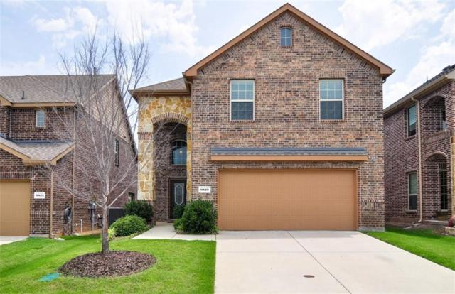 9829 Pronghorn Road, Mckinney, TX 75071 (MLS #13859601) :: RE/MAX Landmark