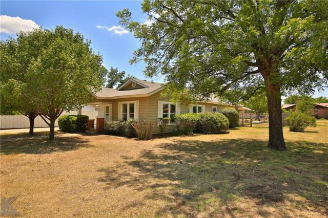 232 Callowhill Street, Baird, TX 79504 (MLS #13859652) :: Team Hodnett