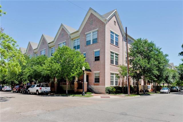 2305 Worthington Street #305, Dallas, TX 75204 (MLS #13859756) :: The Chad Smith Team