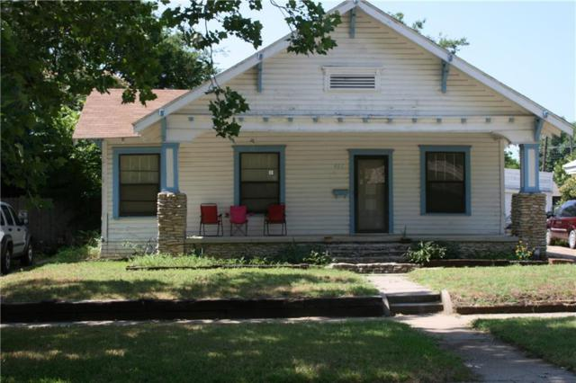 407 NW 6th Street, Mineral Wells, TX 76067 (MLS #13859829) :: Robbins Real Estate Group