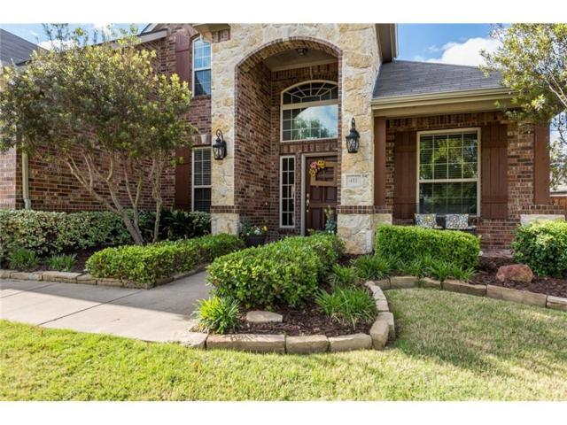 411 Fairland Drive, Wylie, TX 75098 (MLS #13859877) :: Magnolia Realty