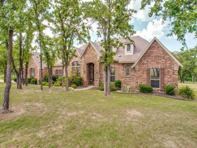 204 Bishop Drive, Weatherford, TX 76088 (MLS #13859878) :: The Chad Smith Team