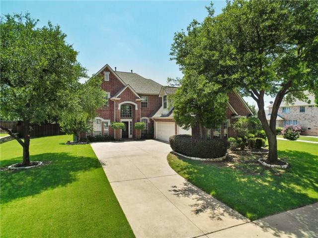 4101 Tulane Street, Flower Mound, TX 75022 (MLS #13859884) :: Magnolia Realty