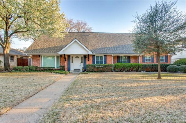 3928 Candlenut Lane, Dallas, TX 75244 (MLS #13859955) :: Team Hodnett