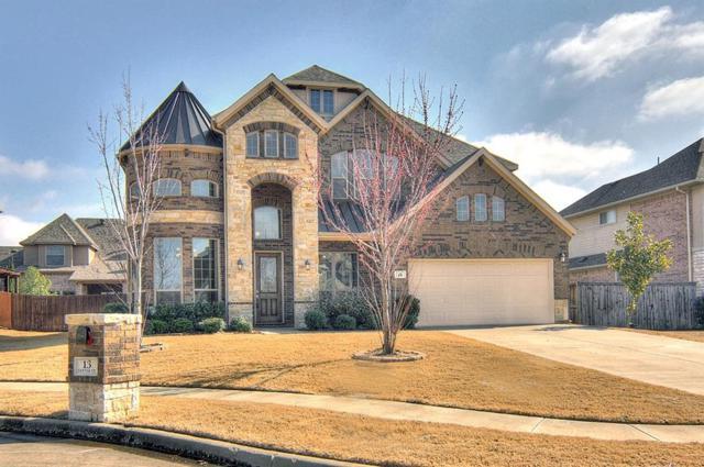 13 Center Court, Heath, TX 75032 (MLS #13859980) :: Team Hodnett
