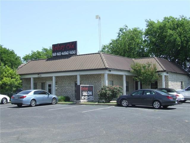 3211 Fall Creek Highway, Granbury, TX 76049 (MLS #13860034) :: The Real Estate Station