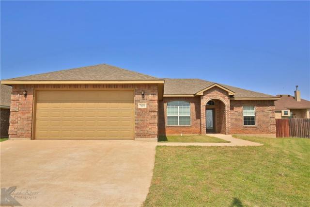 7610 Venice Drive, Abilene, TX 79606 (MLS #13860171) :: Team Hodnett