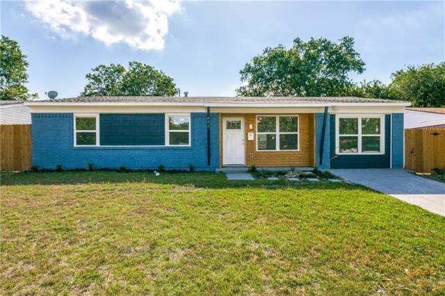 4417 Motley Drive, Mesquite, TX 75150 (MLS #13860175) :: Team Hodnett