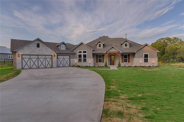 2921 Bairds Lane, Burleson, TX 76028 (MLS #13860207) :: The FIRE Group at Keller Williams