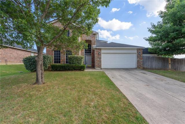 2706 Clark Drive, Corinth, TX 76210 (MLS #13860213) :: Baldree Home Team