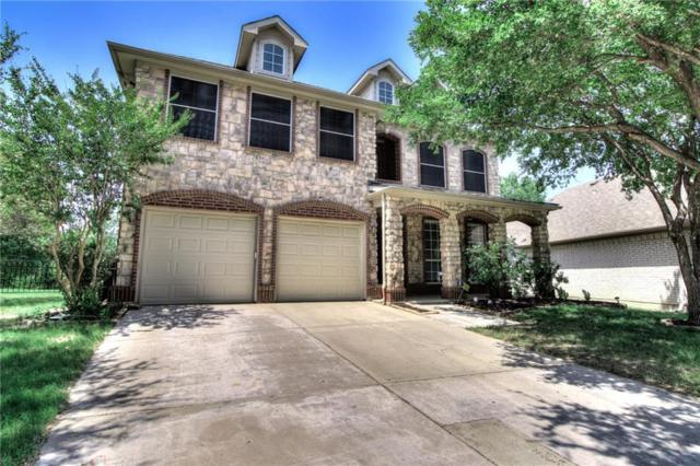 4121 Shores Court, Fort Worth, TX 76137 (MLS #13860235) :: Team Hodnett