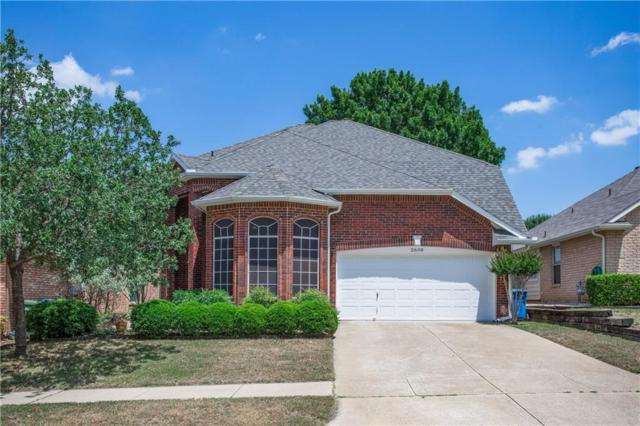 2608 Southwestern Drive, Flower Mound, TX 75028 (MLS #13860312) :: Baldree Home Team