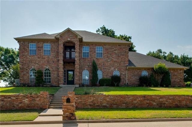 1832 Spinnaker Lane, Azle, TX 76020 (MLS #13860344) :: RE/MAX Landmark