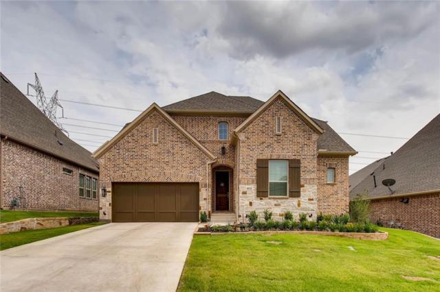 1052 Myers Park Trail, Roanoke, TX 76262 (MLS #13860425) :: Team Hodnett