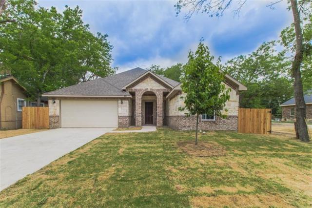 1311 N Frances Street, Terrell, TX 75160 (MLS #13860589) :: RE/MAX Landmark