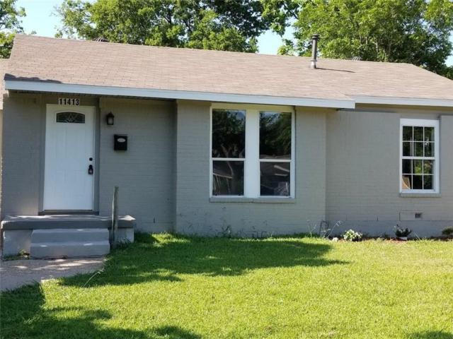 11413 Rupley Lane, Dallas, TX 75218 (MLS #13860819) :: Team Hodnett