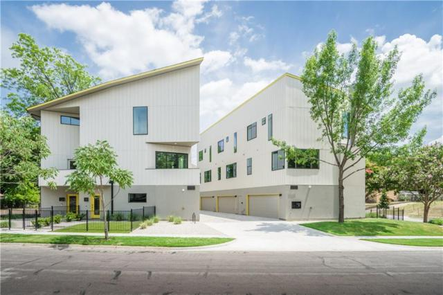 2630 Calvin Street #101, Dallas, TX 75204 (MLS #13860829) :: Team Hodnett