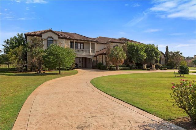 5805 Shorefront Lane, Flower Mound, TX 75022 (MLS #13861006) :: The Heyl Group at Keller Williams