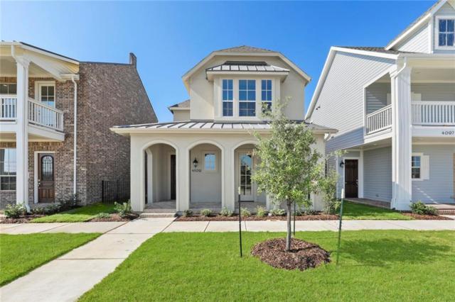 4109 Sechrist Drive, Frisco, TX 75034 (MLS #13861139) :: Team Hodnett