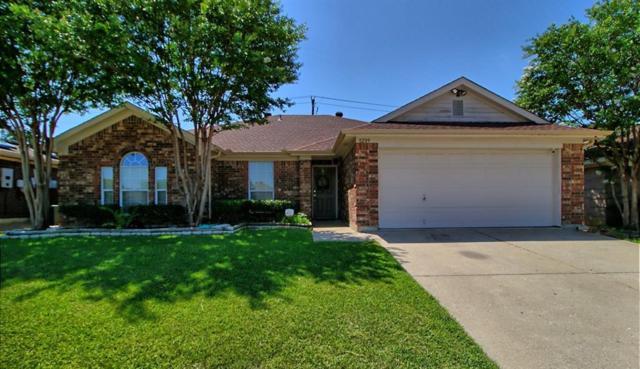 8209 Mosstree Drive, Arlington, TX 76001 (MLS #13861140) :: Team Hodnett