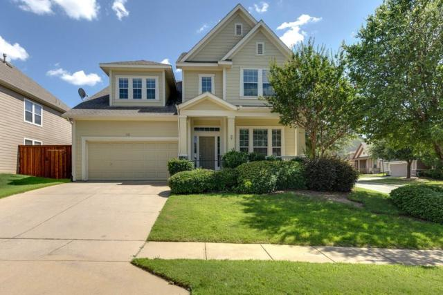 121 Nestlewood Lane, Grapevine, TX 76051 (MLS #13861171) :: The Rhodes Team