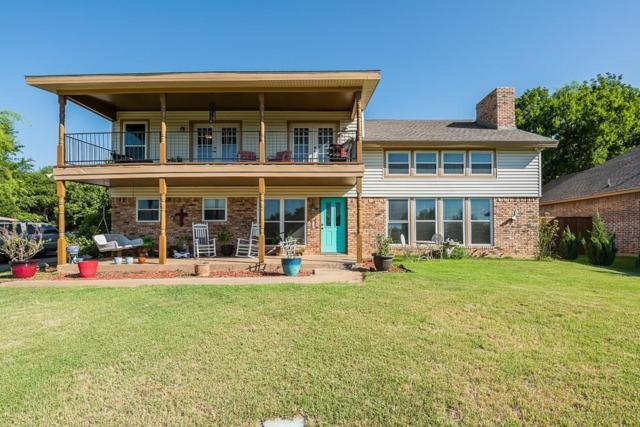 5008 Comanche Drive, Granbury, TX 76049 (MLS #13861195) :: The Chad Smith Team