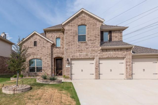 14901 Seventeen Lakes Boulevard, Fort Worth, TX 76262 (MLS #13861207) :: NewHomePrograms.com LLC