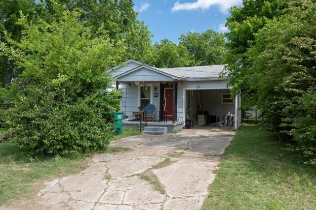 907 Fletcher Street, Gainesville, TX 76240 (MLS #13861300) :: Team Hodnett