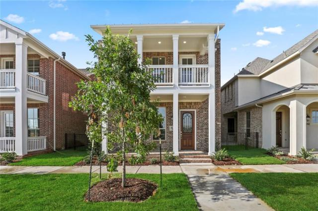 4121 Sechrist Drive, Frisco, TX 75009 (MLS #13861380) :: Team Hodnett
