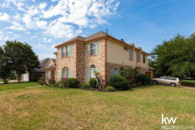 1721 Newcastle Drive, Mansfield, TX 76063 (MLS #13861420) :: The Chad Smith Team
