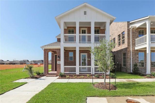 4133 Sechrist Drive, Frisco, TX 75034 (MLS #13861421) :: Team Hodnett