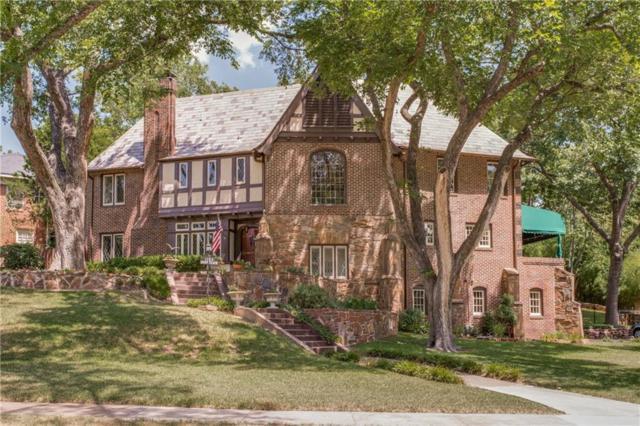 1122 N Montclair Avenue, Dallas, TX 75208 (MLS #13861465) :: Real Estate By Design