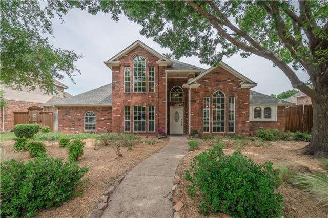 1011 Brookview Drive, Allen, TX 75002 (MLS #13861508) :: Frankie Arthur Real Estate