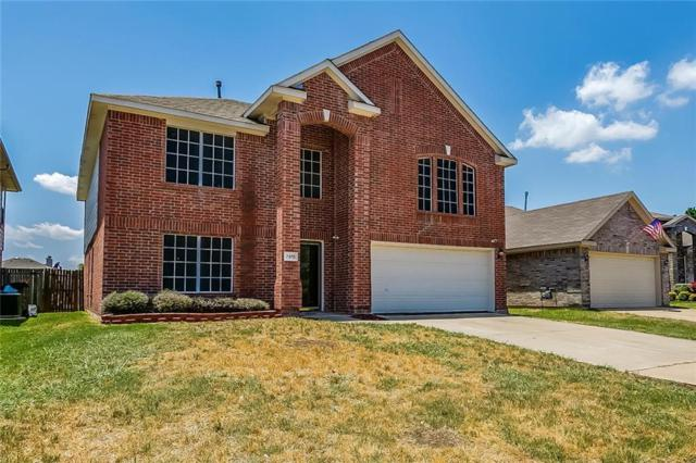 7370 Sleepy Ridge Circle, Fort Worth, TX 76133 (MLS #13861526) :: NewHomePrograms.com LLC
