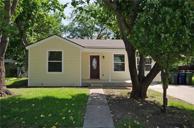 644 Joyce Drive, Garland, TX 75040 (MLS #13861546) :: RE/MAX Landmark
