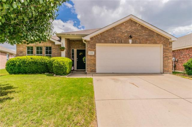 6301 Granite Creek Drive, Fort Worth, TX 76179 (MLS #13861547) :: Team Hodnett