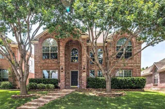 5645 Norris Drive, The Colony, TX 75056 (MLS #13861571) :: Magnolia Realty