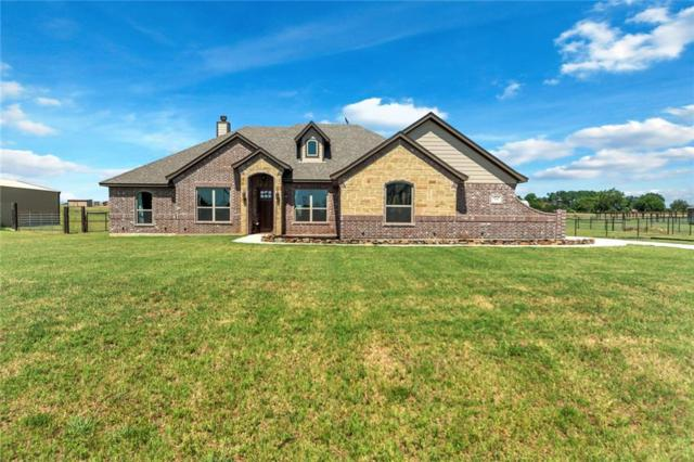 104 Remington Park Drive, Springtown, TX 76082 (MLS #13861665) :: Magnolia Realty