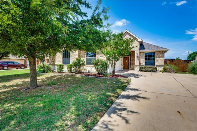 1021 White Porch Avenue, Forney, TX 75126 (MLS #13861671) :: The Real Estate Station