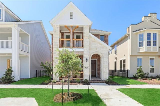 4079 Sechrist Drive, Frisco, TX 75009 (MLS #13861688) :: RE/MAX Town & Country