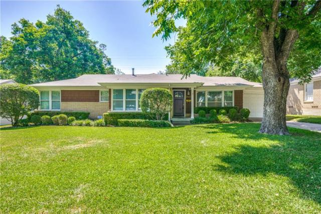 3517 Rogers Avenue, Fort Worth, TX 76109 (MLS #13861762) :: Baldree Home Team