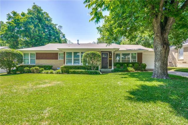 3517 Rogers Avenue, Fort Worth, TX 76109 (MLS #13861762) :: Team Hodnett