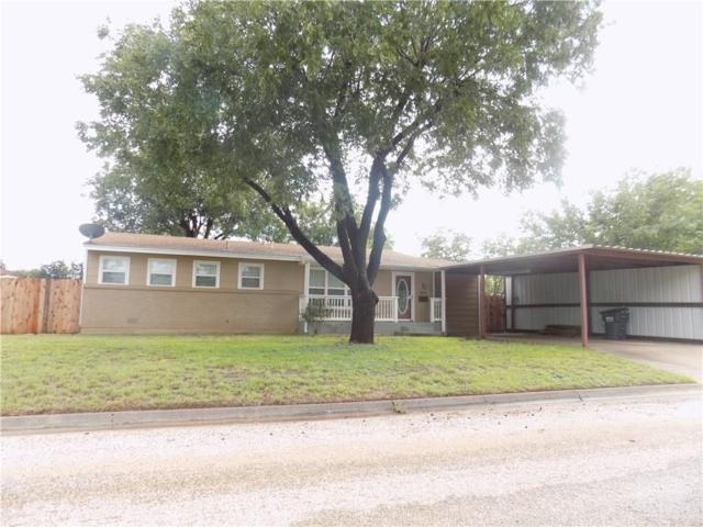 1413 Stewart, Merkel, TX 79536 (MLS #13861781) :: RE/MAX Pinnacle Group REALTORS
