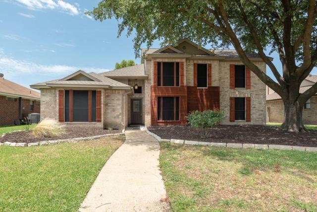 3301 Bucknell Drive, Rowlett, TX 75088 (MLS #13861832) :: NewHomePrograms.com LLC