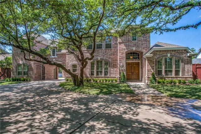 4709 Forest Lane, Dallas, TX 75244 (MLS #13861961) :: Magnolia Realty