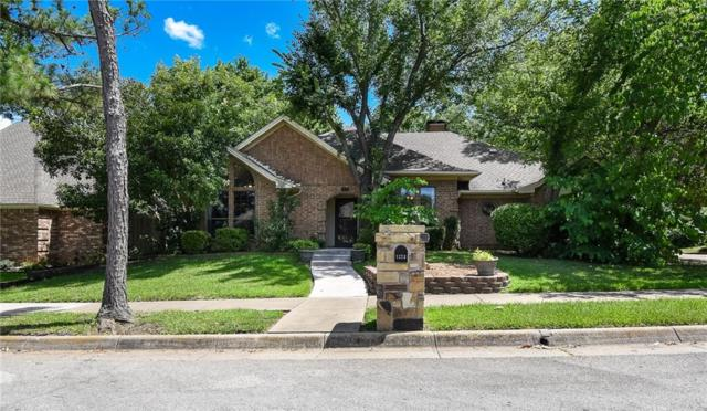1212 Spargercrest Drive, Bedford, TX 76021 (MLS #13862001) :: The Chad Smith Team