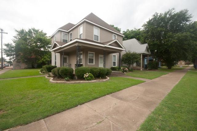500 W Woodard, Denison, TX 75020 (MLS #13862257) :: RE/MAX Pinnacle Group REALTORS