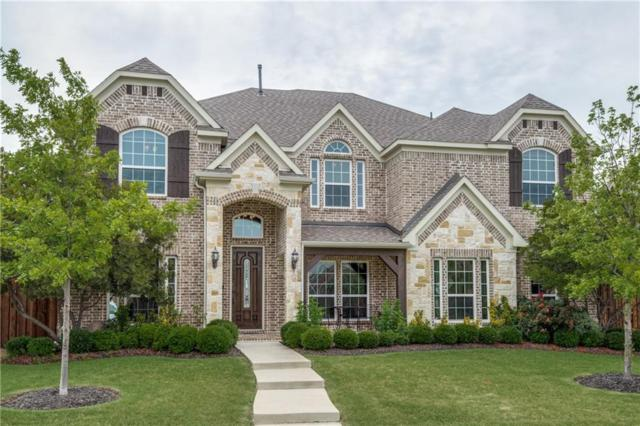 13304 Cheryl Drive, Frisco, TX 75033 (MLS #13862278) :: Kimberly Davis & Associates